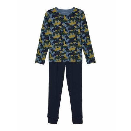 name it Pyjamas 2 delar NKM NIGHT SET China Blue