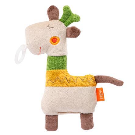 fehn® Schnullertier Giraffe Loopy&Lotta