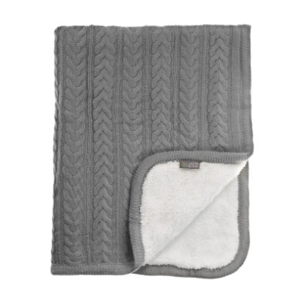 VINTER & BLOOM Cuddly filt Cuddly Dove Grey