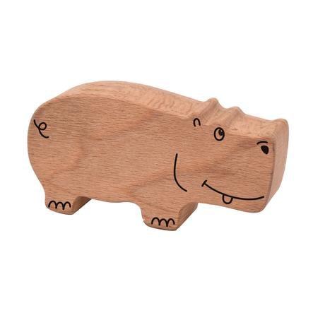 Voggenreiter Houtrammelaar Nijlpaard bruin