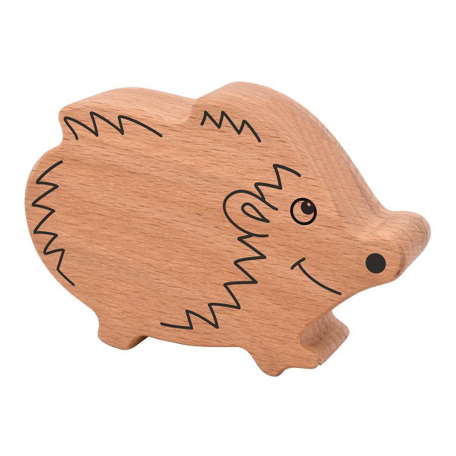 Voggenreiter dřevěný ježek hnědý