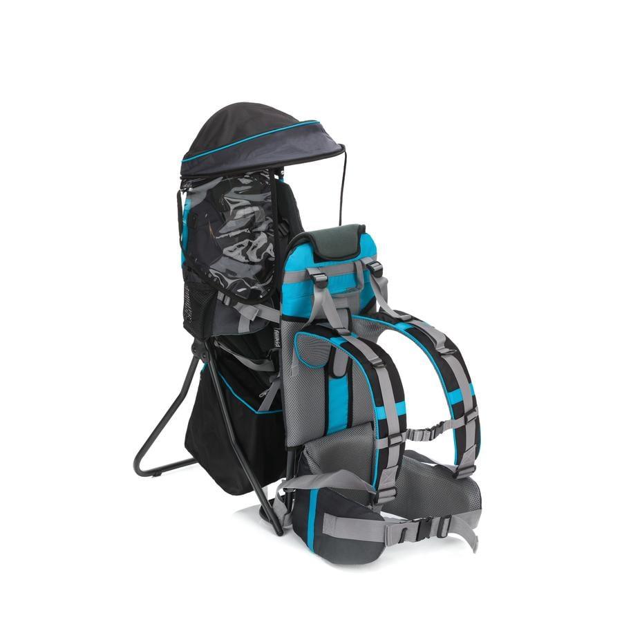 fillikid Rückentrage Explorer grau/blau