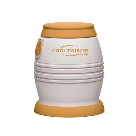 NIP Fläschenwasser-Abkühler COOL TWISTER® first moments Orange/Beige