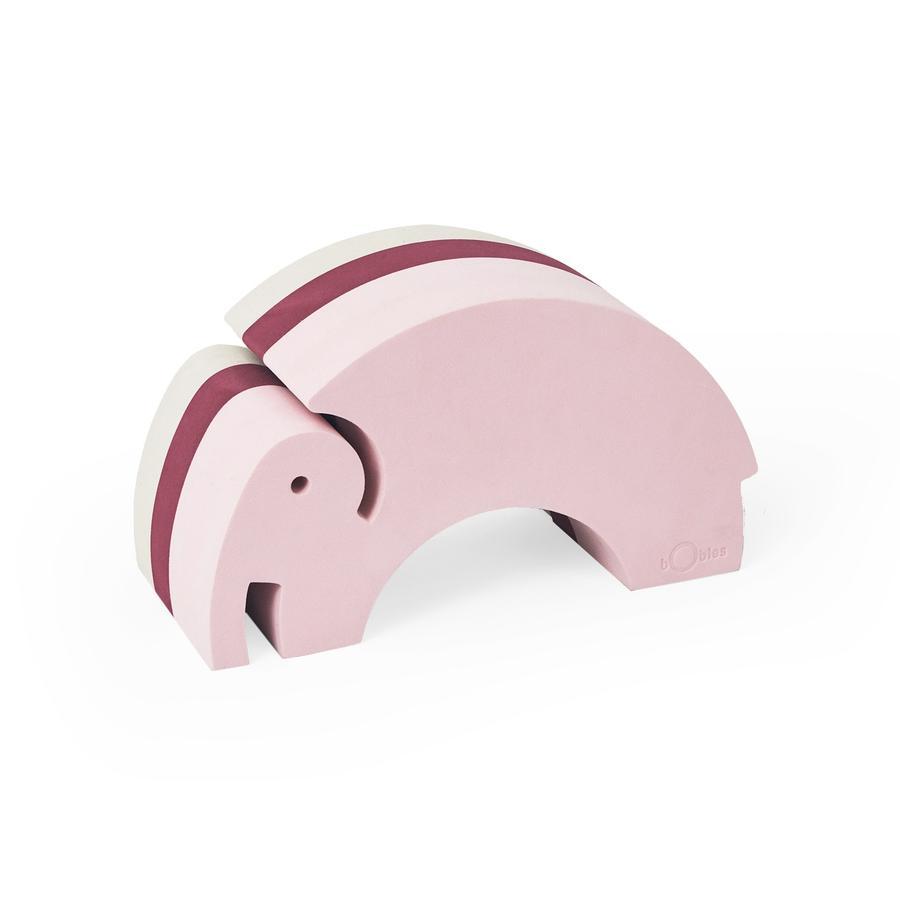 bObles ® Elephant medium , roze