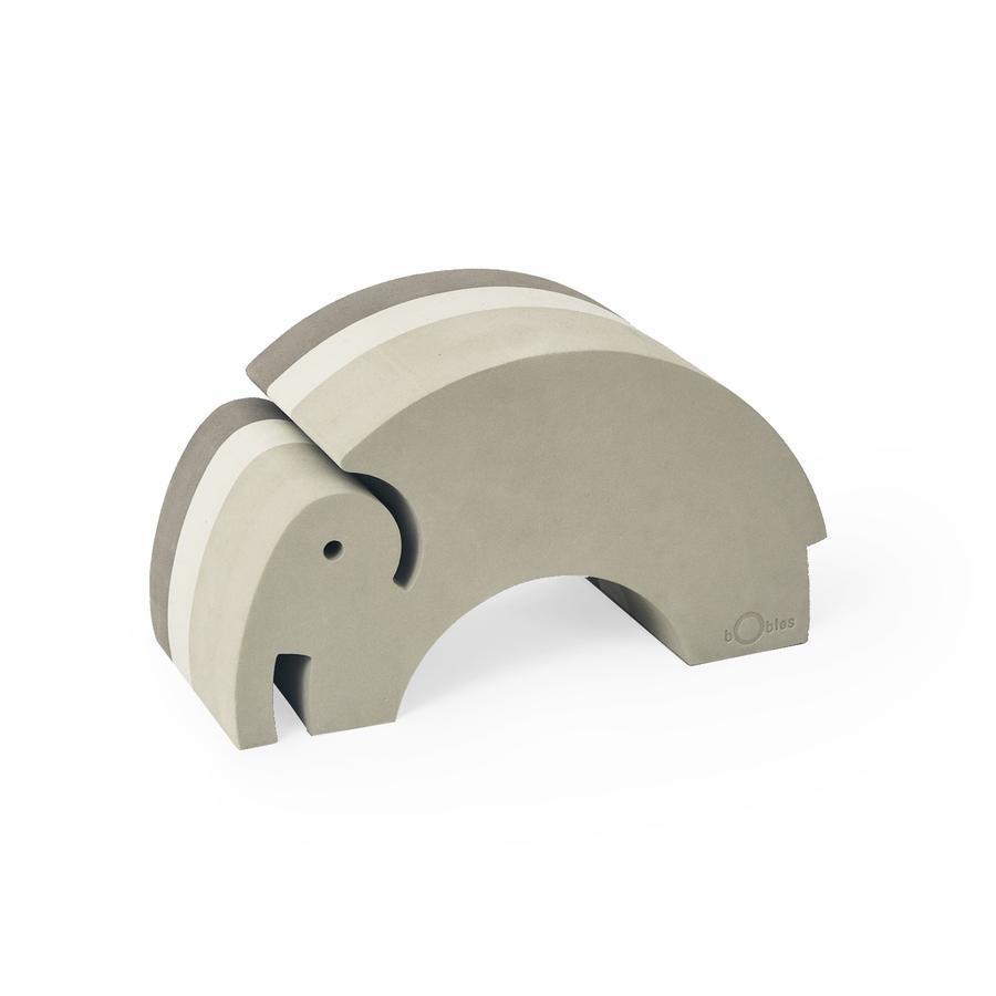 bObles® Elephant medium, grau