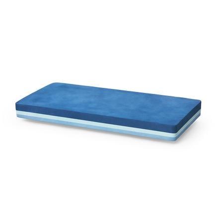 bObles® Planche roulante enfant mousse bleu