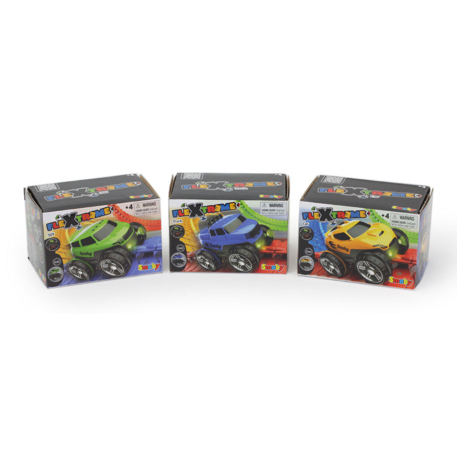 SMOBY Flextreme Autos sortiert