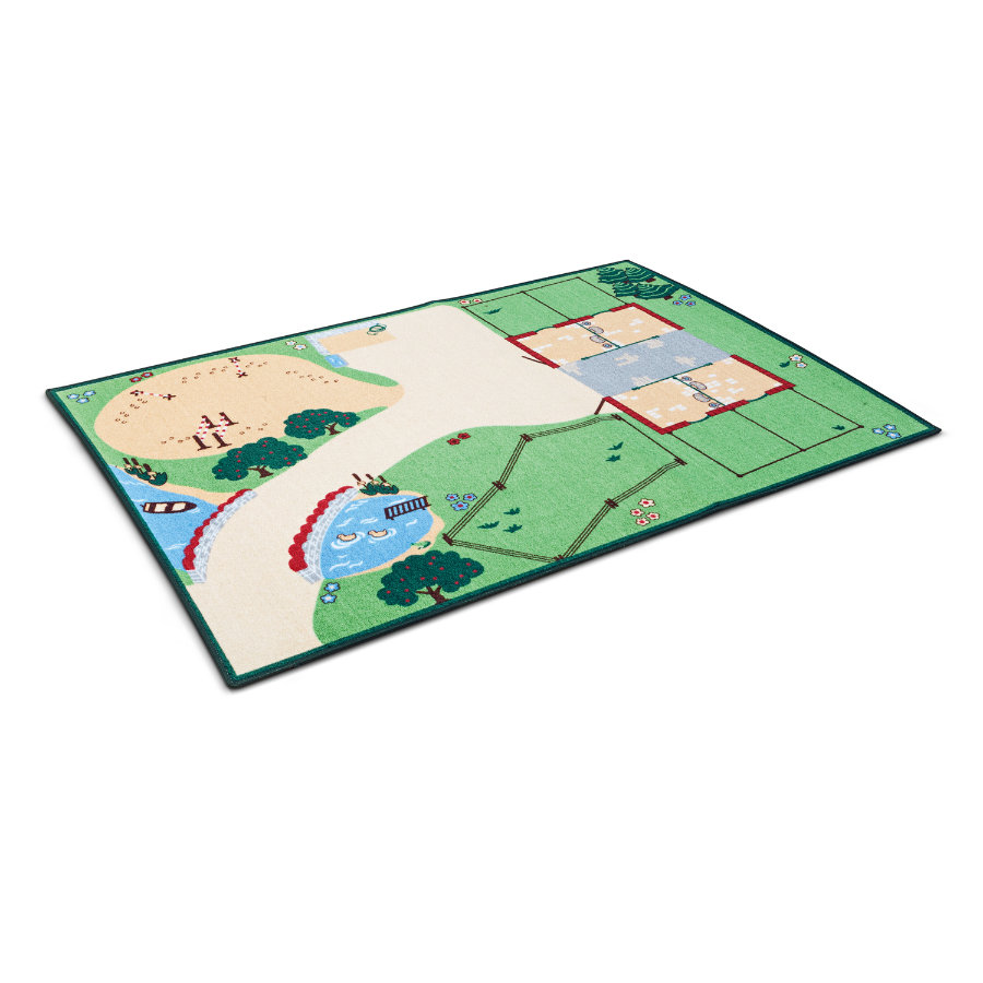 Schleich Spieleteppich Farm Life 42138
