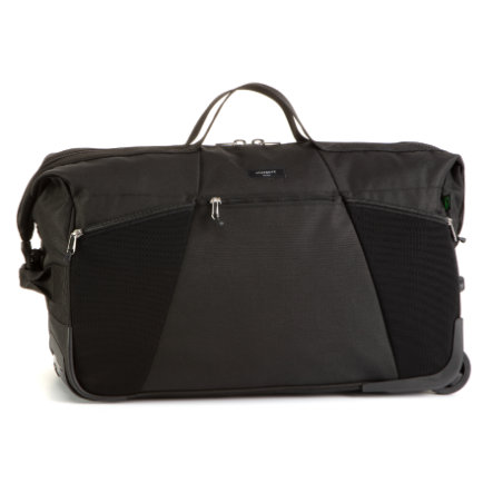 storksak Borsa da viaggio ECO Carry -On Black