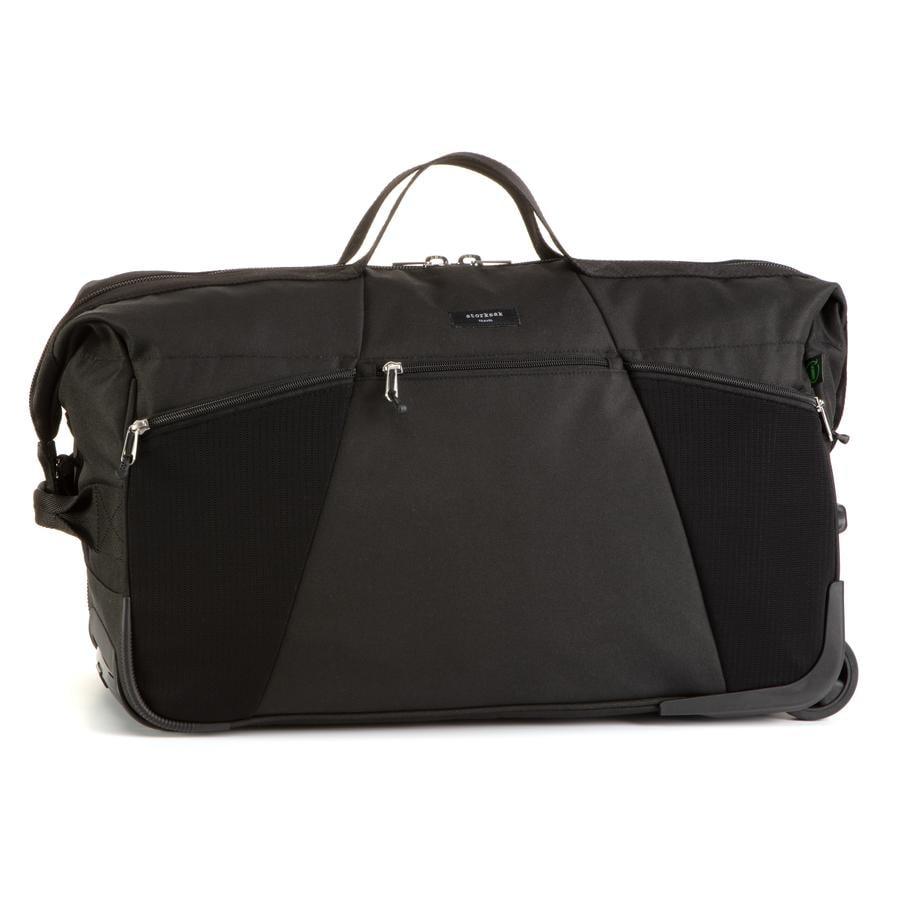 storksak Borsa da viaggio ECO Carry -On Black