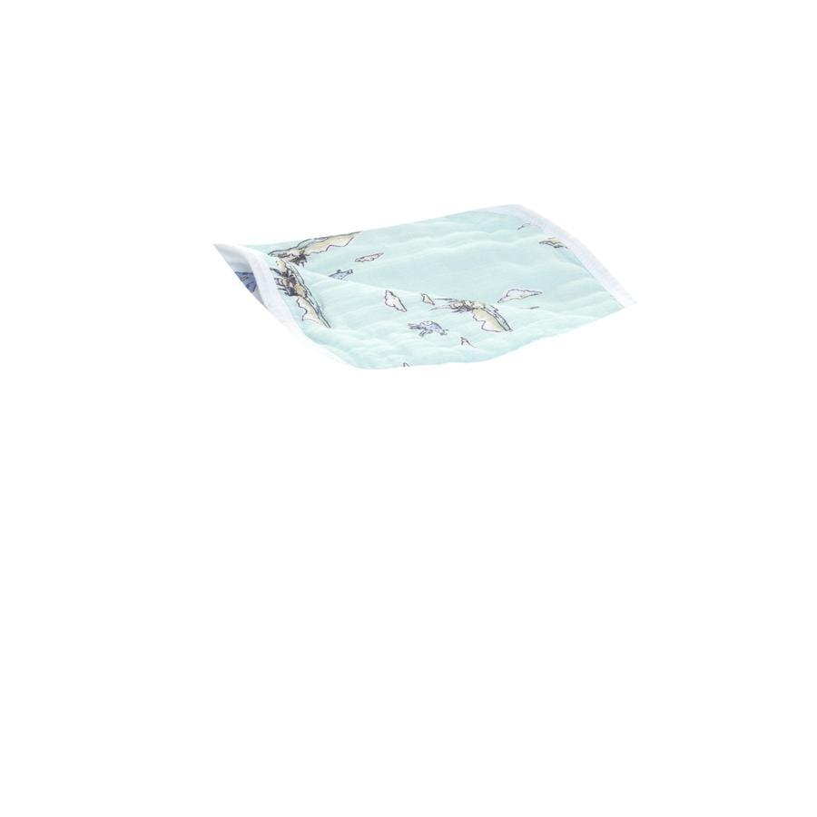 Aden by Aden+Anais® Plaid enfant mousseline coton Harry Potter™ essentials 112x112 cm