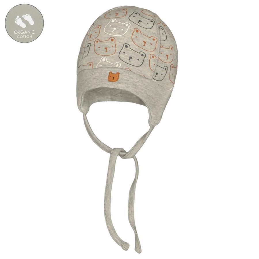 STACCATO Mütze grey melange gemustert
