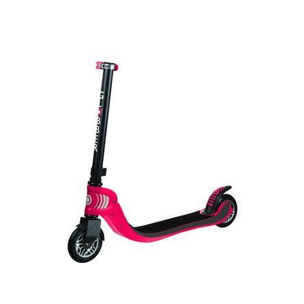 GLOBBER Scooter FLOW FOLDABLE 125 schwarz-rot