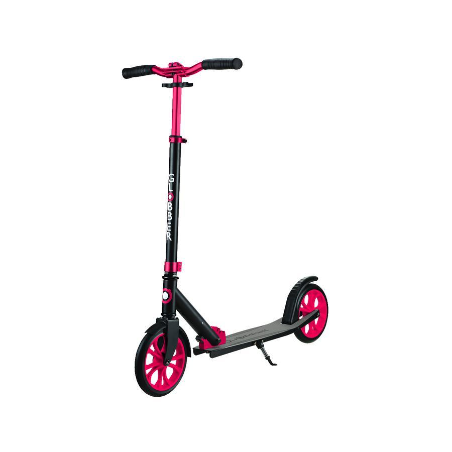 GLOBBER Scoot er NL 205, černo-červená