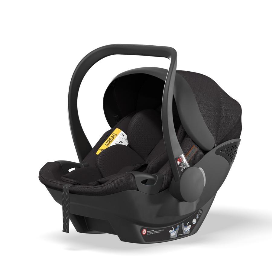 MOON Babyschale Plus 1 Black Kollektion 2021