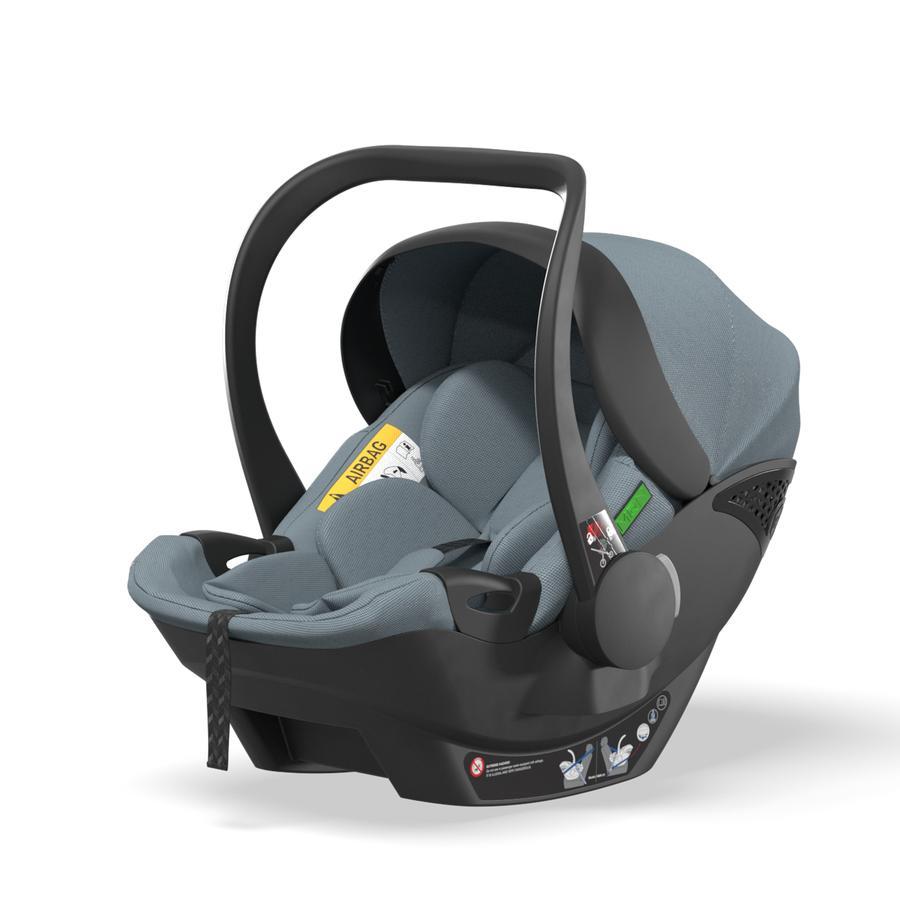 MOON Babybilstol Plus 1 Ocean RF Collection 2021