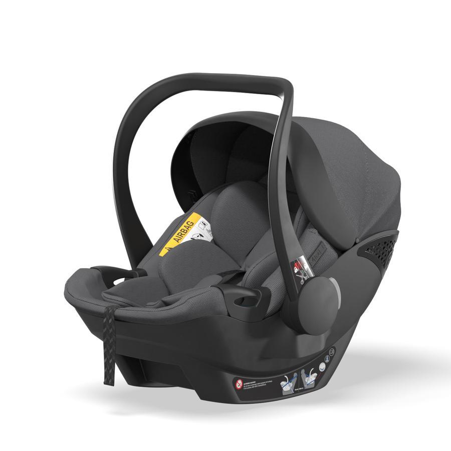 MOON Babyschale Plus 1 Anthrazit Kollektion 2021