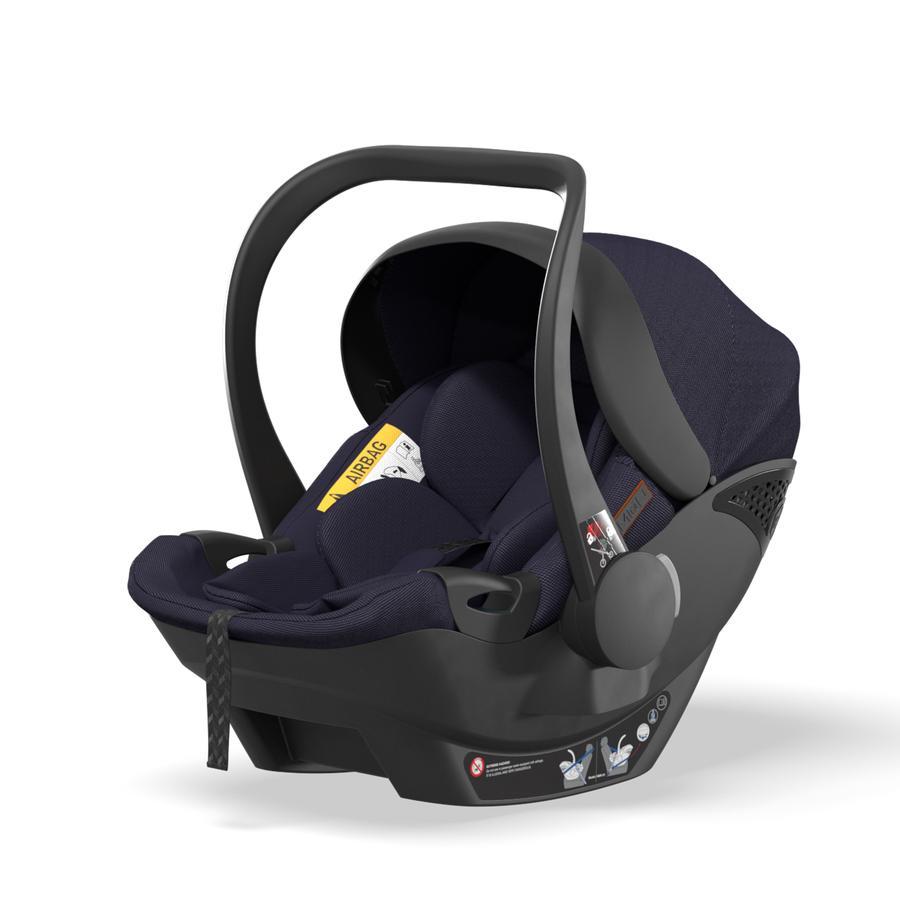 MOON Baby bilsete Plus 1 Navy Collection 2021