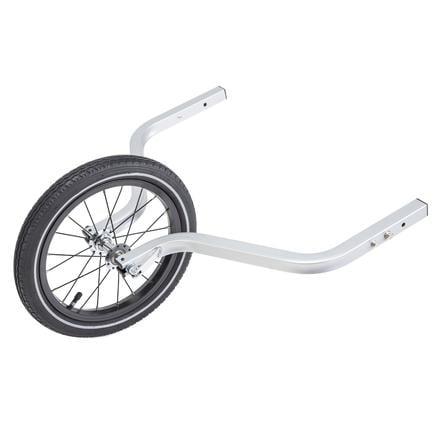 """Qeridoo® Roue jogging 14"""" à fourche pour remorque de vélo Speedkid2 2020"""