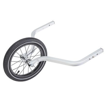 """Qeridoo® Roue jogging 14"""" à fourche pour remorque de vélo Speedkid1 2020"""