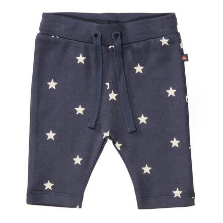 STACCATO Leggings mørkeblå mønster