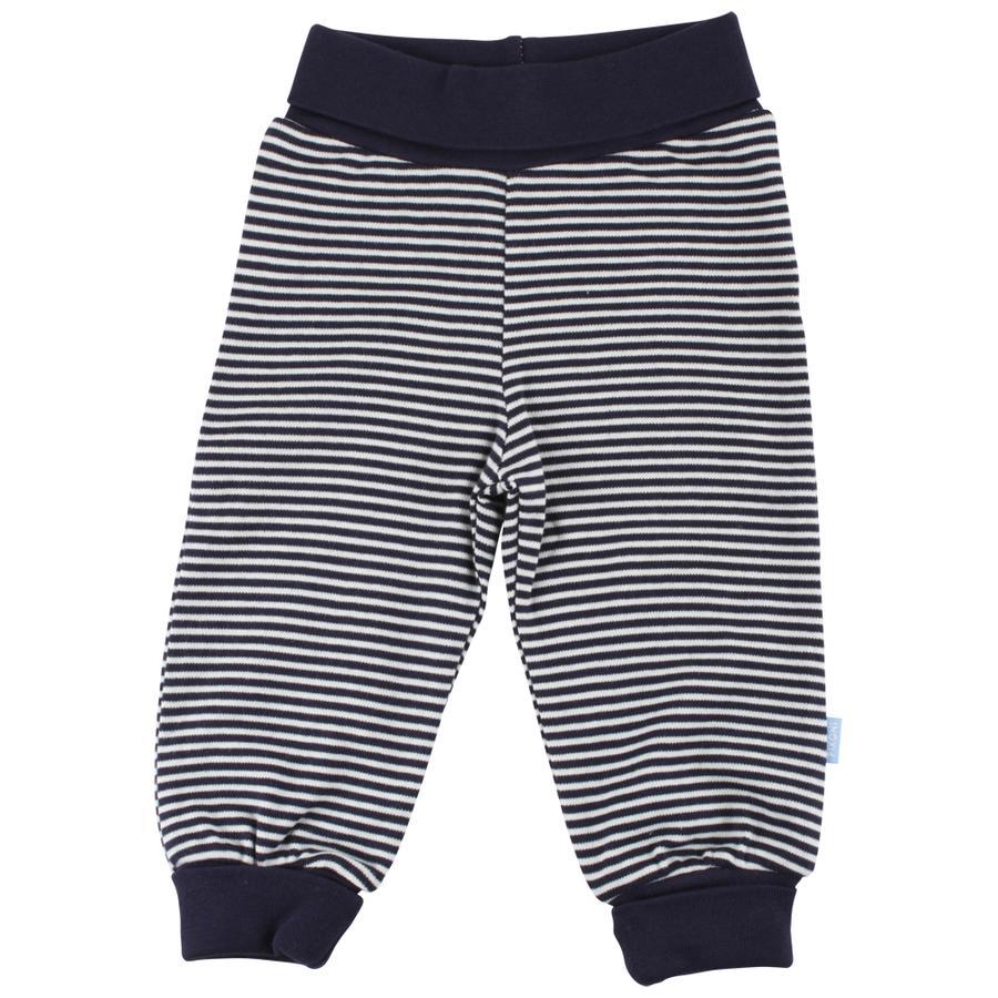 FIXONI Infinity joggebukse marine stripete