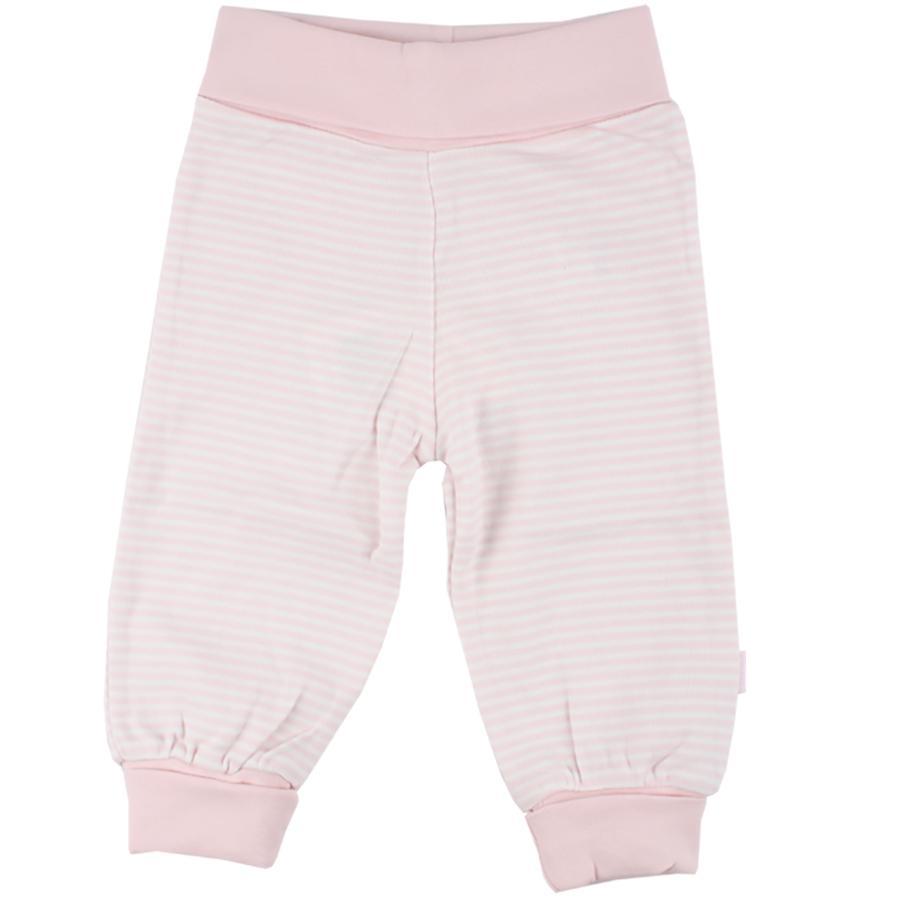 FIXONI Infinito pantaloni della tuta a righe rosa