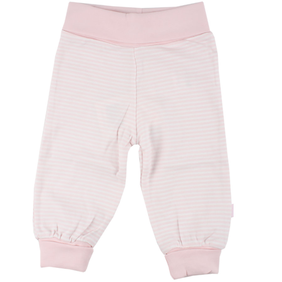 FIXONI Infinity sweatpants roze gestreept