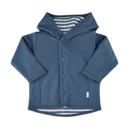FIXONI vendbar jakke Kina blå