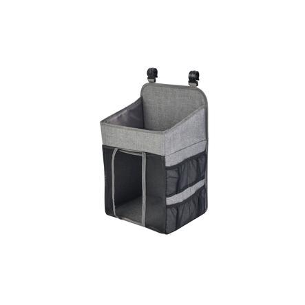 Altabebe Utensilienbox für Windeln und Pflegeprodukte Grau