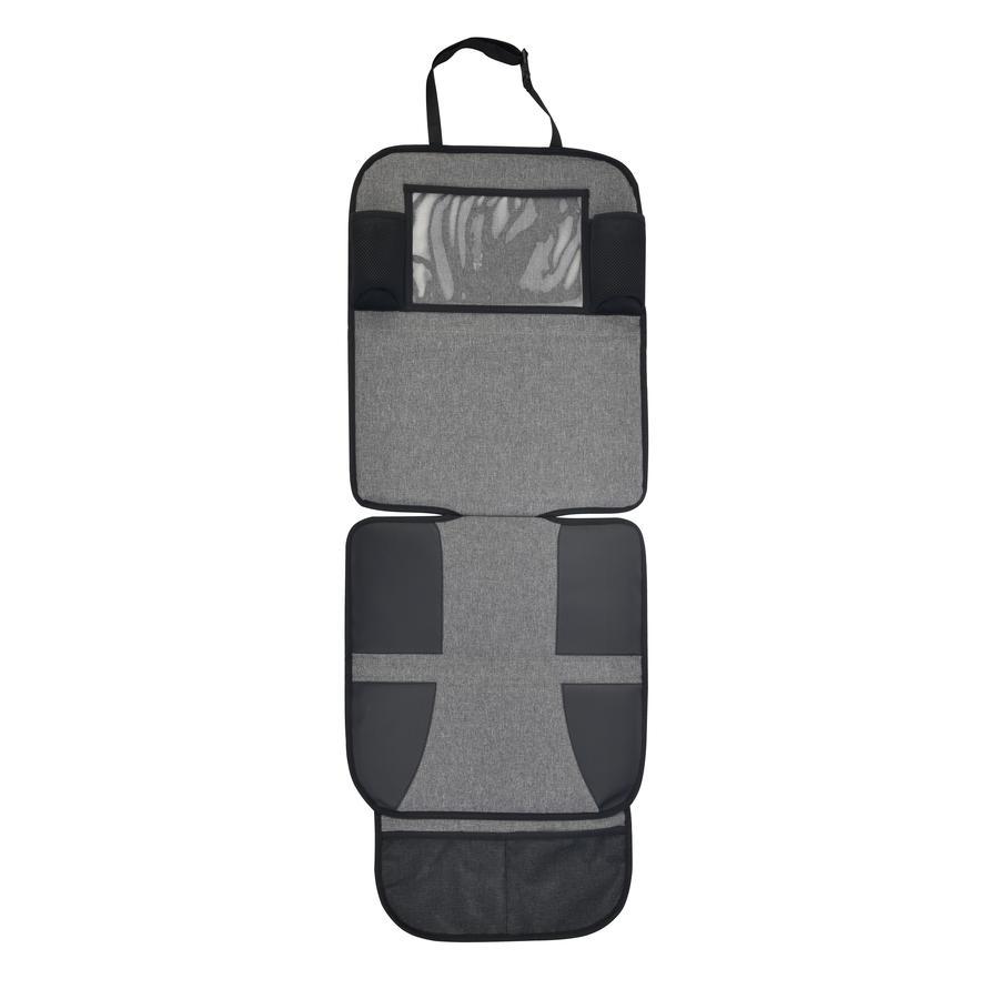 Altabebe Autositzauflage mit iPad-/Tabletfach Schwarz/Grau