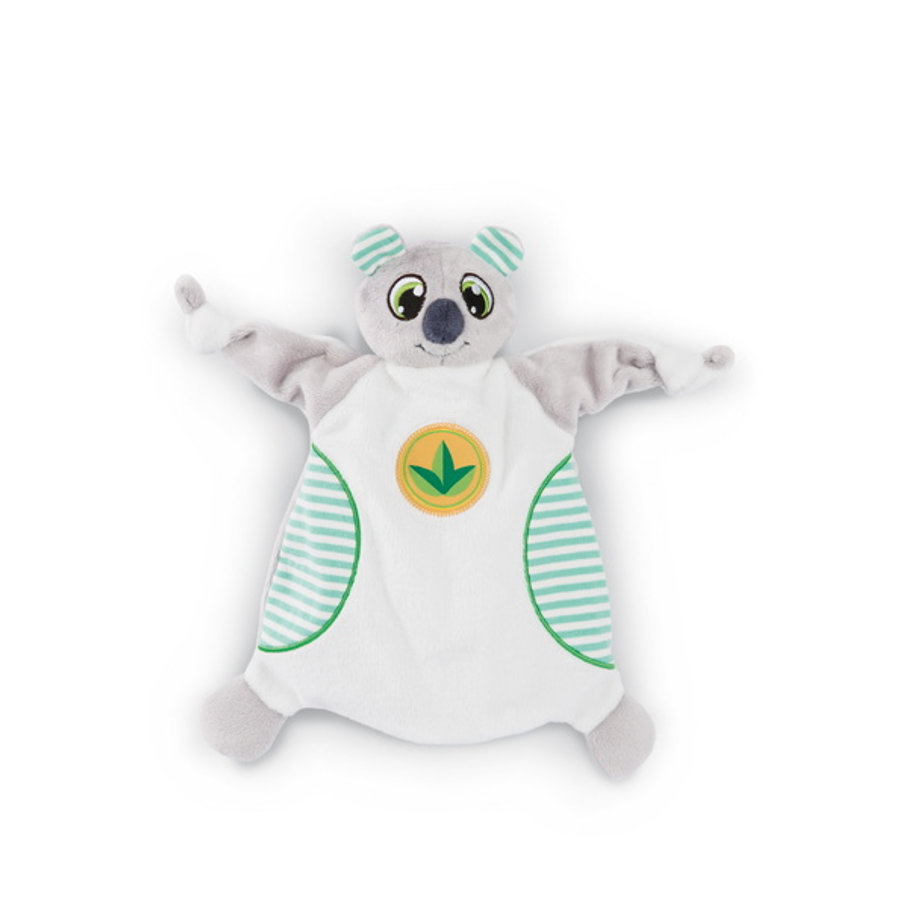 NICI Slaapmutsen Slaapmutsen Knuffeldoek Koala Kappy