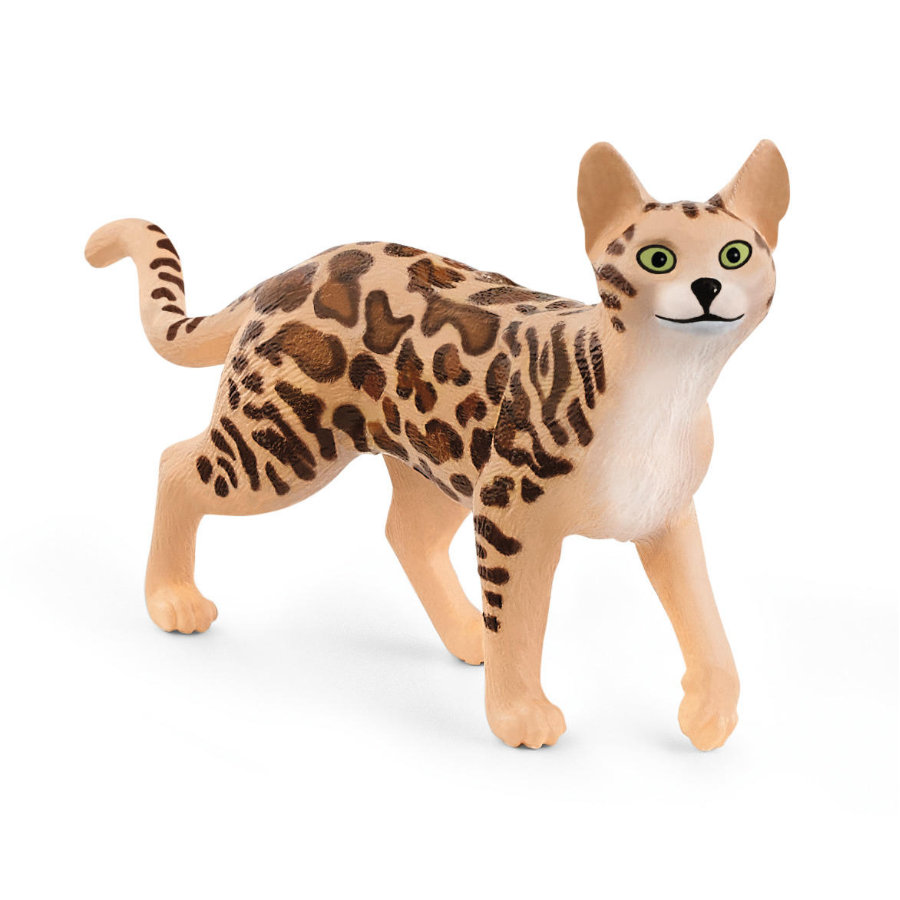 Schleich Farm World - Bengal Katze 13918
