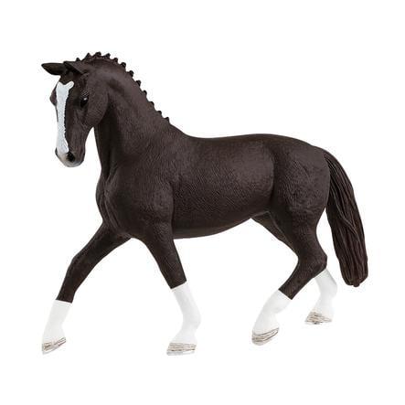Schleich Horse Club - Jument hanovrienne noire 13927