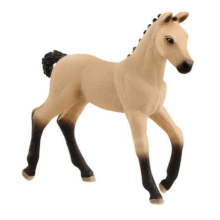 Schleich Figurine poulain Hanovre aubère Horse Club 13929