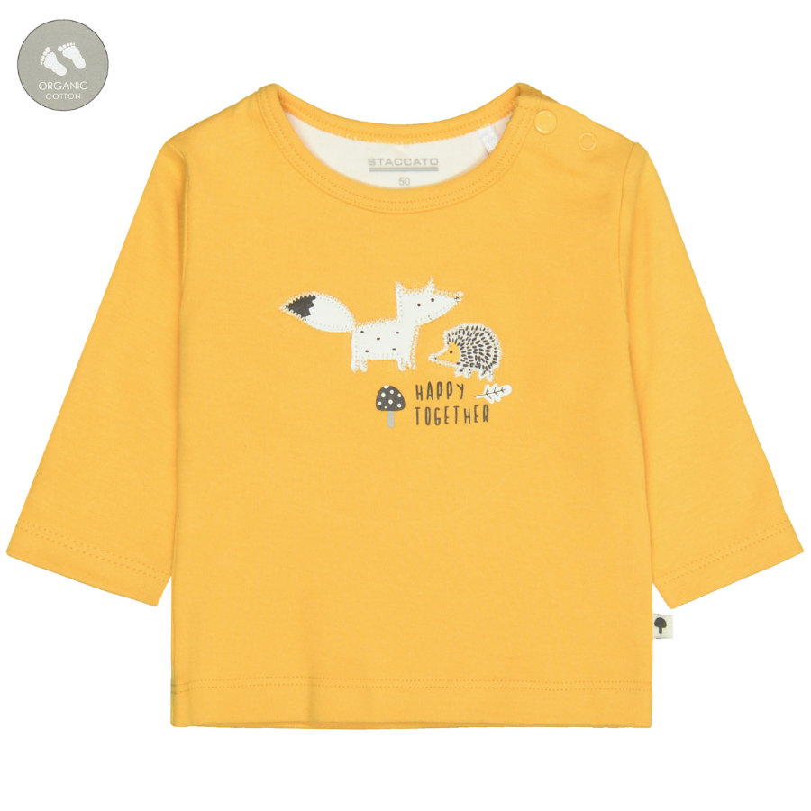 STACCATO  Camicia calda yellow