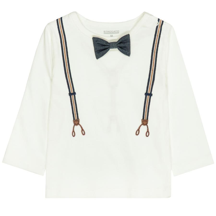 STACCATO  Shirt uit white