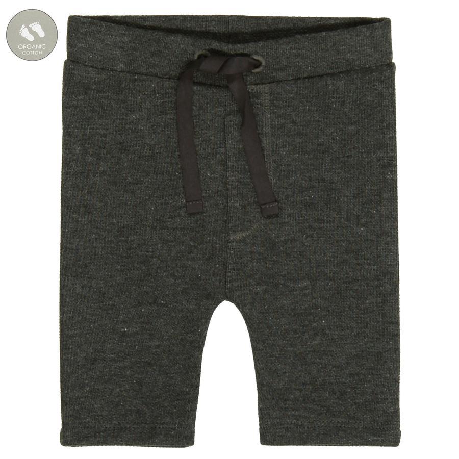 STACCATO  Spodnie kremowe melanżowe wzorzyste