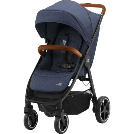 Britax Römer Kinderwagen B-Agile R Navy Ink/Brown