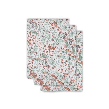 jollein Gaasdoek Bloom 3-pack