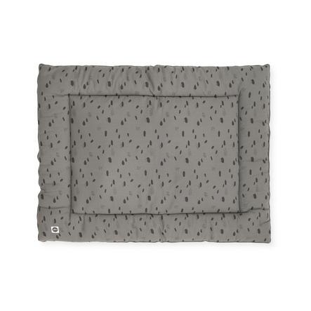 jollein krypande filt Spot stormgrå 80x100 cm