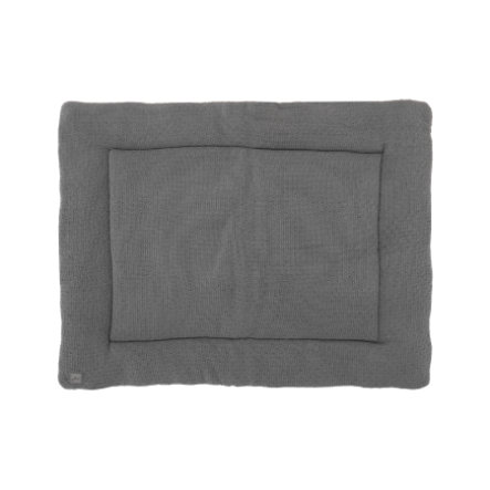 jollein Tapis d'éveil Bliss knit storm grey 80x100 cm