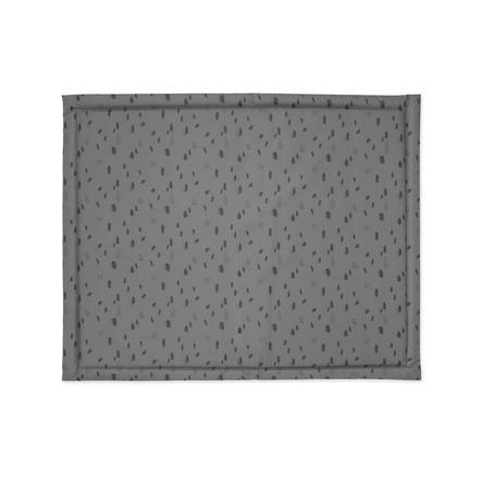 jollein Laufstalleinlage Spot storm grey 75 x 95 cm