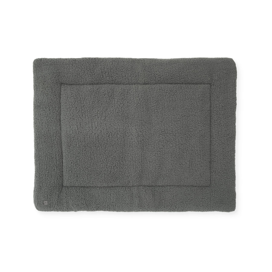 jollein Coperta per gattonare Teddy storm grey 80 x 100 cm