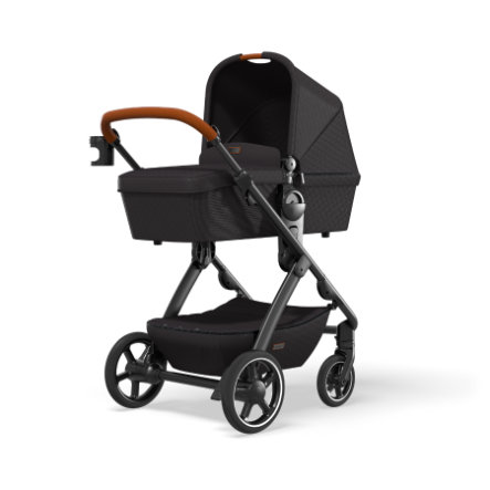 MOON Passeggino combinato N°ONE Grey/ Black Collezione 2021