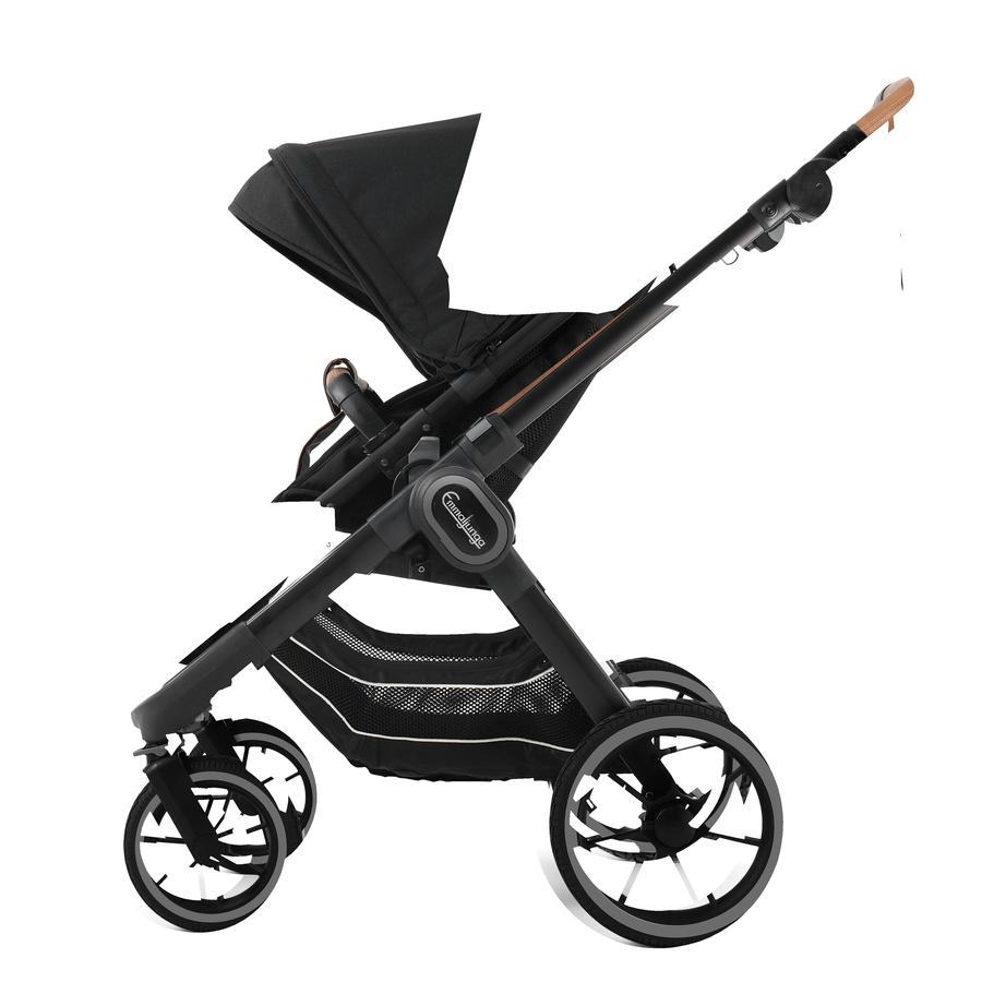 Emmaljunga Kinderwagen NXT90 Ergo Outdoor Black/Black