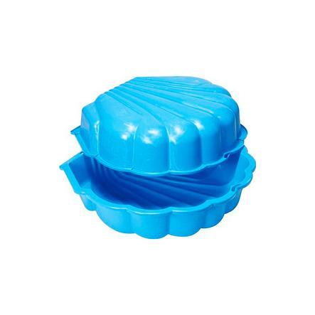 SPIELMAUS Conchiglia per sabbia/acqua 2-pezzi