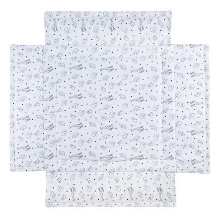Schardt Laufgittereinlage Origami Black 100 x 100 cm