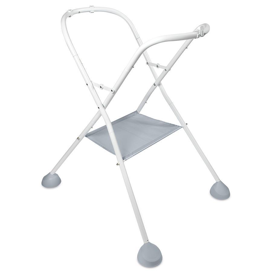 BEABA Support pour baignoire bébé/table à langer Camélé'O gris clair