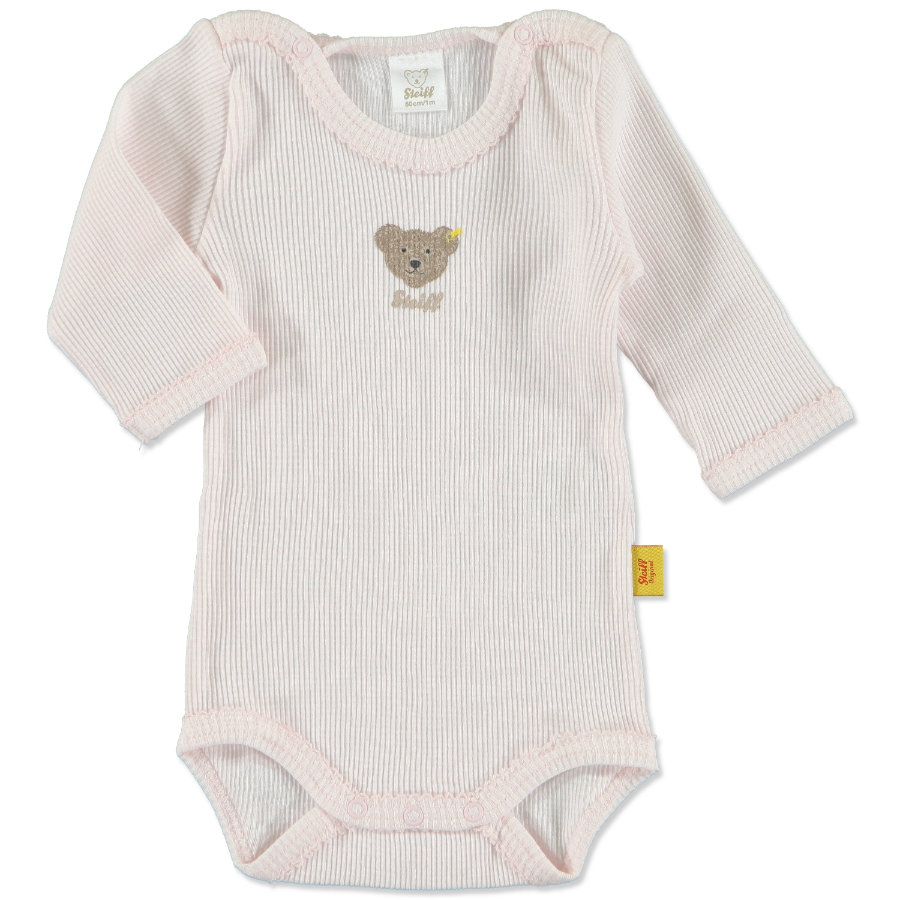 STEIFF Girls Baby Overall barely pink